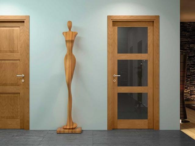 Porte in legno Falegnameria Sartena