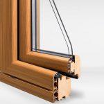 Finestre legno alluminio Falegnameria Sartena