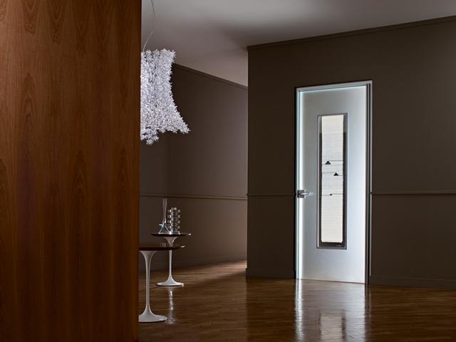 Porte in vetro Falegnameria Sartena