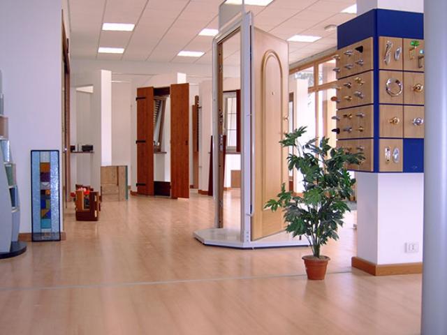 Showroom Falegnameria Sartena